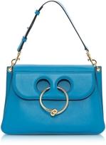 J.W.Anderson Cerulean Blue Medium Pierce Bag