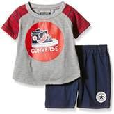 Converse Baby-Boys Constachio Clothing Set