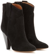 Etoile Isabel Marant Roxann Suede Boots