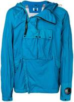 C.P. Company Goggle pocket hooded jacket