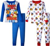Nickelodeon Paw Patrol 4 Piece Set (Toddler) - Multicolor - 4T