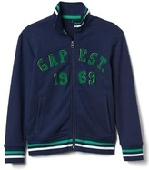 Gap Logo mockneck jacket