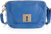 Botkier Keyhole Crossbody Bag, French Blue