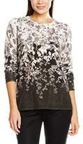 Olsen Women's Long Sleeves Sweatshirt,(Manufacturer Size:40)