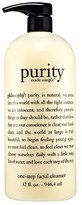 philosophy Purity Made Simple One-Step Facial Cleanser, 32 Ounce