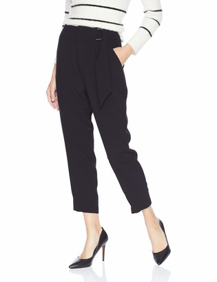Ramy Brook Women's Hudson Tapered Dress Pant