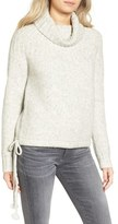 Madewell Women's Drawcord Cowl Sweater