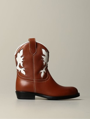 Gallucci Country Ankle Boot With Finishes