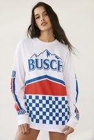 Junk Food Clothing Busch Racing Long Sleeve Tee