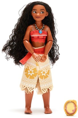 Disney Moana Classic Doll with Pendant 10 1/2''