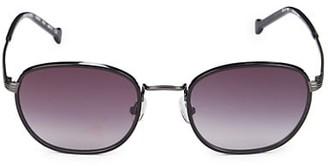 Colors In Optics 53MM Round Sunglasses