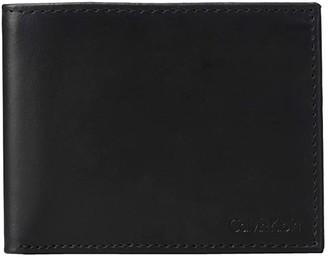 Calvin Klein Bi-fold Wallet w/ Key Fob (Black) Wallet