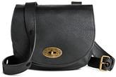 Women's Faux Leather Saddle Crossbody Handbag - Mossimo Supply Co.