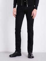 Corneliani Regular-fit straight mid-rise jeans