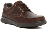 Clarks Cotrell Edge Moc Toe Lace-Up Shoe - Wide Width Available