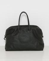 Henry Cuir Baba Weekend Bag