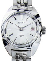 Seiko Matic Automatic Stainless Steel Japanese Vintage Lady Watch