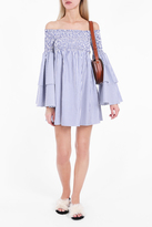 Caroline Constas Apolina Stripe Dress