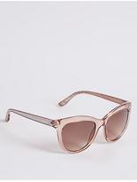 M&S Collection Glitter Square Sunglasses
