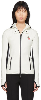 MONCLER GRENOBLE White Maglia Jacket