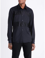 Dries Van Noten Curleybis Cotton-blend Shirt