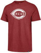 '47 Men's Cincinnati Reds Coop Triblend Match T-Shirt