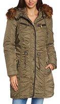 DreiMaster Women's 35132759 Parka Long Sleeve Jacket