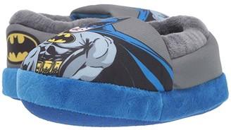 Favorite Characters Batmantm A-Line Slipper BMF250 (Toddler/Little Kid) (Grey) Boy's Shoes