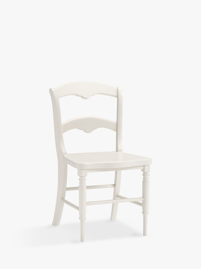 Pottery Barn Kids Finley Play Chair, Pack of 2, Vintage White