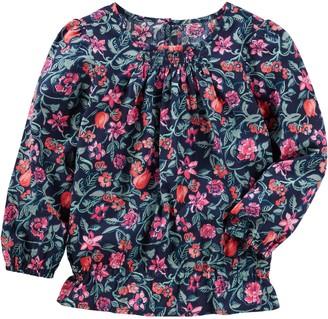 Osh Kosh OshKosh Girls' Kids Long Sleeve Fashion Top