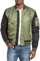 Alpha Industries Men's Ma-1 Reversible Bomber Jacket