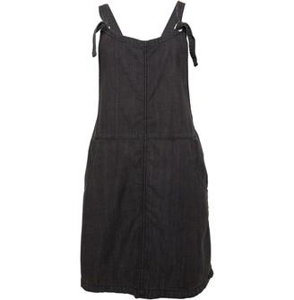 Animal Womens Woven Dress Black