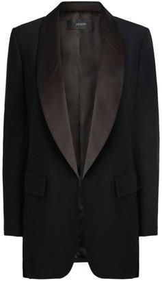Joseph Clapton Stretch Cady Jacket