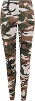 GirlzWalk ® New Girls Kids Camouflage Army Print Full Length Leggings Funky Pants