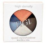 Tigi High Density Quad Eyeshadow - Last Call by for Women - 0.301 oz Eye Shadow by