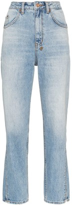 Ksubi Chlo Wasted high-rise jeans