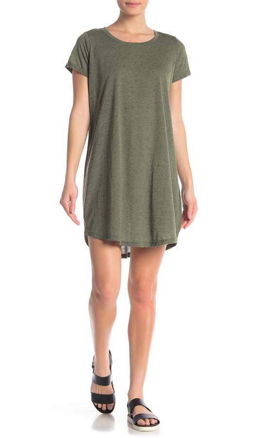 Cotton On & Co. Tina Flecked T-Shirt Dress