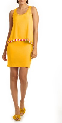 Trina Turk Richmond Sleeveless Jersey Dress