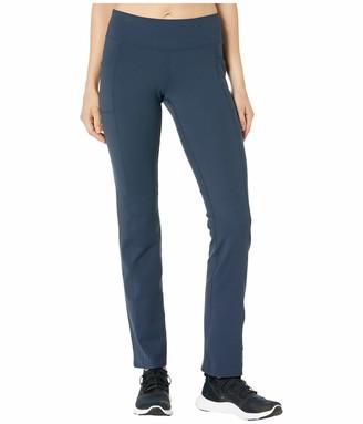 Skechers Women's Walk Go Flex 4 Pocket Boot Cut Pant Blue Iris XS