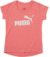 Puma Logo Cotton T-Shirt (S-XL)