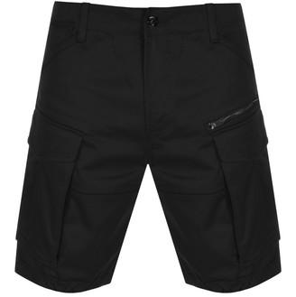 G Star Raw Rovic Loose Shorts Black