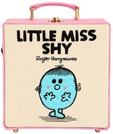 Olympia Le-Tan Little Miss Shy Embroidery Box Bag