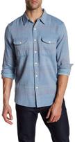 Lucky Brand Long Sleeve Regular Fit Utility Shirt