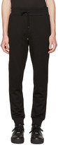 Dolce & Gabbana Black Bee Lounge Pants