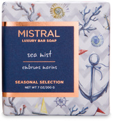 Mistral Bar Soap - Sea Mist by 7 oz Bars Of Soap)