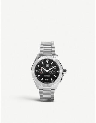 Tag Heuer WAY111Z.BA0910 Aquaracer Alarm stainless steel watch