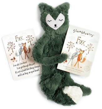 Slumberkins Fox Stuffed Animal & 'Fox' Board Book