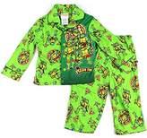 Nickelodeon TMNT Toddler Green Pajamas