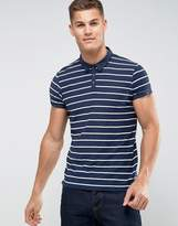 Tom Tailor Polo Shirt With Stripe