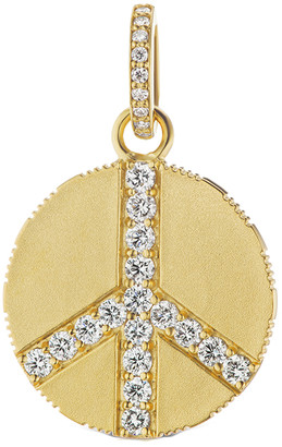 Have A Heart X Muse Diamond Peace Coin Charm by Buddha Mama